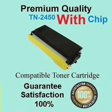 1x TN2450 TN-2450 WITH CHIP Toner Compatible for BROTHER HL L2375DW MFC L2713DW