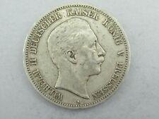 5 Mark 1891 A Wilhelm II. - Deutsches Reich - Fünf Mark ║ M47