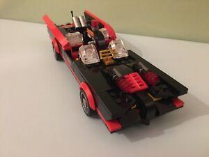 LEGO® 76052 Batmobil aus DC Comics Super Heroes Batman (TV-Klassiker) Bathöhle