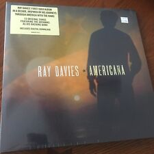 Ray Davies Americana Sealed 2xLP Vinyl Record