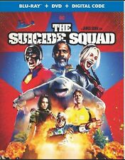 The Suicide Squad(Blu-Ray+Dvd)W/Slipc over No Digital Code Included