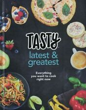 TASTY - Latest & Greatest by Buzzfeed's Tasty and Proper Tasty (NEW Hardback)