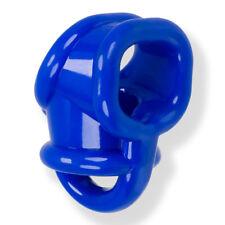 Oxballs Ballsling Ball-Split-Sling Blue - Male Cock Ring Sexual Enhancer