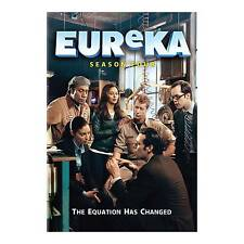EUREKA: SEASON FOUR (NEW DVD)