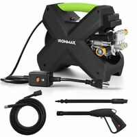 High Pressure Power Washer Machine Electric Water Spray Wand Hose 2000PSI Cold