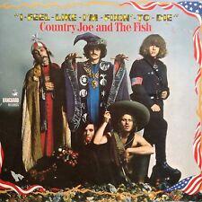 Country Joe Fixin' to Die LP VANGUARD 1967 stereo