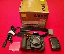 ~4K Clicks! - US Model Nikon D300S 12.3 MP Digital SLR Camera Body - Excellent!