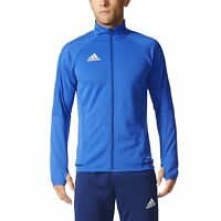 Adidas Trio 17 Training Jacket Bo Blue/Black-White
