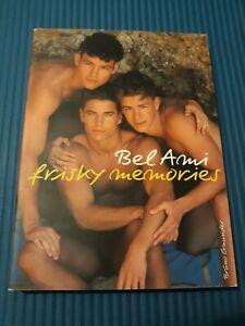Frisky Memories by Bel Ami (Paperback, 1999) Gay Interest Book, Bruno Gmunder
