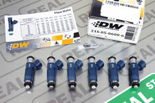 DeatschWerks 600cc Injectors For Golf R32 2004 3.2L VR6 350Z 370Z 03-17 G35 G37