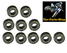10X RC CAR MONSTER TRUCK 4WD ON/OFF ROAD HSP 1/10TH 02139 BALL BEARING 10*5*4