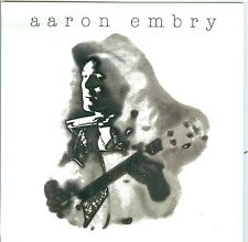 """Aaron Embry 7"""" single vinyl record Moon of the Daylit Sky b/w No Go SEALED NEW"""