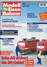 Modell-Eisenbahner, Heft 4/1995