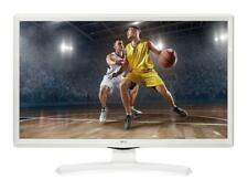 "Lg TV LED 24"" 24TK410V-W DVB-T2 BIANCO (0000043080)"