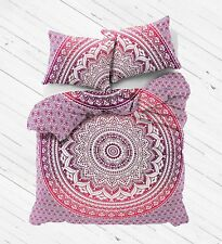 Cotton Comforter Set Duvet Cover Set Mandala Doona Blanket Cover Hippie Throw