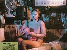 SEXY ORNELLA MUTI  SERGIO CORBUCCI GIALLO NAPOLETANO 1979 VINTAGE LOBBY CARD #1
