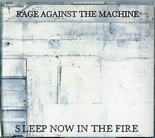 Rage Against the Machine CD-Single (PROMO) Sleep now in the Fire