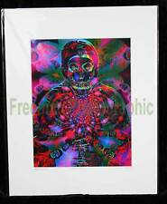Crimson Ghost Inf Limited 1st Edition Photo 2/100 Misfits Fractal Photograph Art