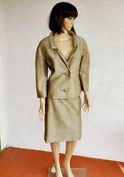 S 4 6 1960s Tailored Designer Suit, Lilli Ann Paris San Francisco, MCM Vintage