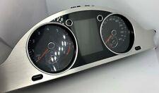 OEM 09-11 Volkswagen CC Speedometer Instrument Cluster Dash Panel Gauges w/ Trim
