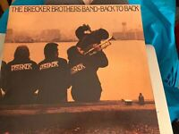 The Brecker Brothers Band, Back to Back, ARISTA, US, LP 1976, AL 4061