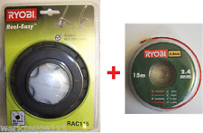 Ryobi tête à deux fils pour faux THERMIQUE RLT , série-rbc, RAC 115 + 15m