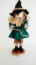 "Steinbach Nutcracker Germany The Wizard Of Oz ""Scarecrow"" Orig Box & Tag  S 961"