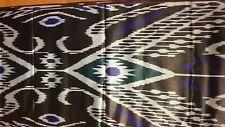 Eastern adras fabric, Atlas, shoyi, Uzbek, Kyrgyz, Kazak, Tajik adras
