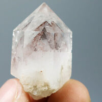 New Find NATURAL Red Pyramid QUARTZ Crystal Cluster Rare Specimen