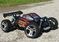 RC MONSTER BUGGY TRUGGY ca.50 Km/h in 1:18 mit LIPO AKKU                    7071