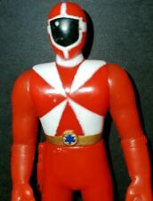 Power Rangers Red Light Speed Rescue 3.5 Inches Bandai 1999