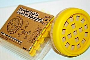 Suck UK Customizable Cookie Stamper Personalize Your Cookies Unique Message NIP