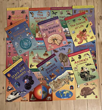 18 Childrens Illustrated Encyclopaedia Bundle Orpheus Books Educational Series