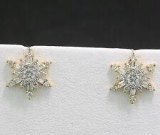 Diamant Brillant Ohrstecker 0,79 carat 750-Gold Wert 4.130 Euro Neu