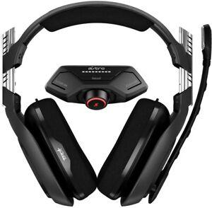 Headset Astro Gaming A40 TR kabelgebunden Kopfhörer MixAmp M80 Gen 4 schwarz
