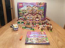 LEGO Friends 3185 Summer Riding Camp. construit une fois, Cost £ 89.99, Instructions, Box