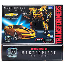 Takara Transformers Masterpiece Movie Series MPM-03 Bumblebee IN-HAND fast Ship