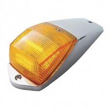 36 LED Square Cab Light Amber LED/Clear Lens Peterbilt Kenworth Freightliner