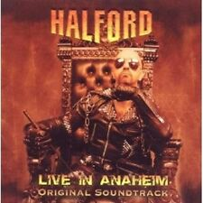 "HALFORD ""LIVE IN ANAHEIM"" 2 CD HEAVY METAL NEU"