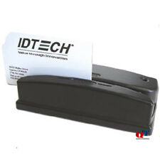 New Id Tech Omni 3227 Heavy Duty Slot Reader Bar Code Wcr3227-633 Rs-232