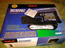 New old stock in open box Vintage RCA Internet Receiver web TV  never used offer