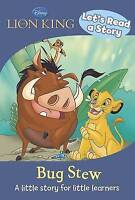 Lets Read a Story - Bug Stew (Disney Mini Read a Story Book), , Very Good Book