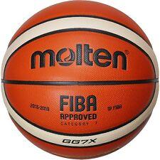 MOLTEN BGG7X Basketball GG7X, FIBA Approved, DBB geprüft, Größe 7