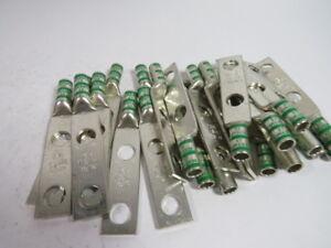 Thomas & Betts 54857BE Green 37 Compression Lug 25-PK ! NOP !