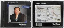 FRANCO SIMONE VENTI D'AMORE CD 1995 (NUOVE REGISTRAZIONI)