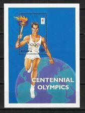 Briefmarken Olympische Spiele 1996 Kenia postfrisch