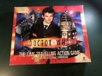 Doctor Who Board Game, The Electronic Time Travelling Action Game100% Complete