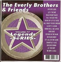 Everly Brothers N Friends Karaoke CDG Manfred Mann BIG BOPPER Phil And Don
