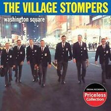 VILLAGE STOMPERS - Washington Square   New Sealed Collectables CD Rare