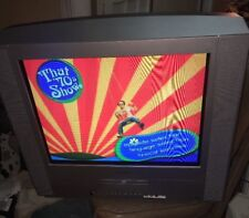 Toshiba 20 CRT TV / DVD Player Combo  model MD 20F51  Works Great No Remote